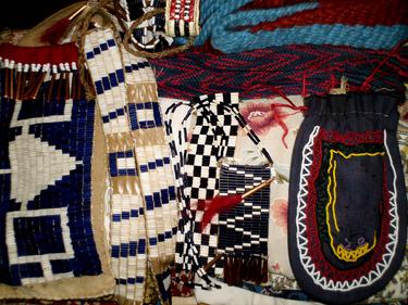 Woodland Indian Clothing