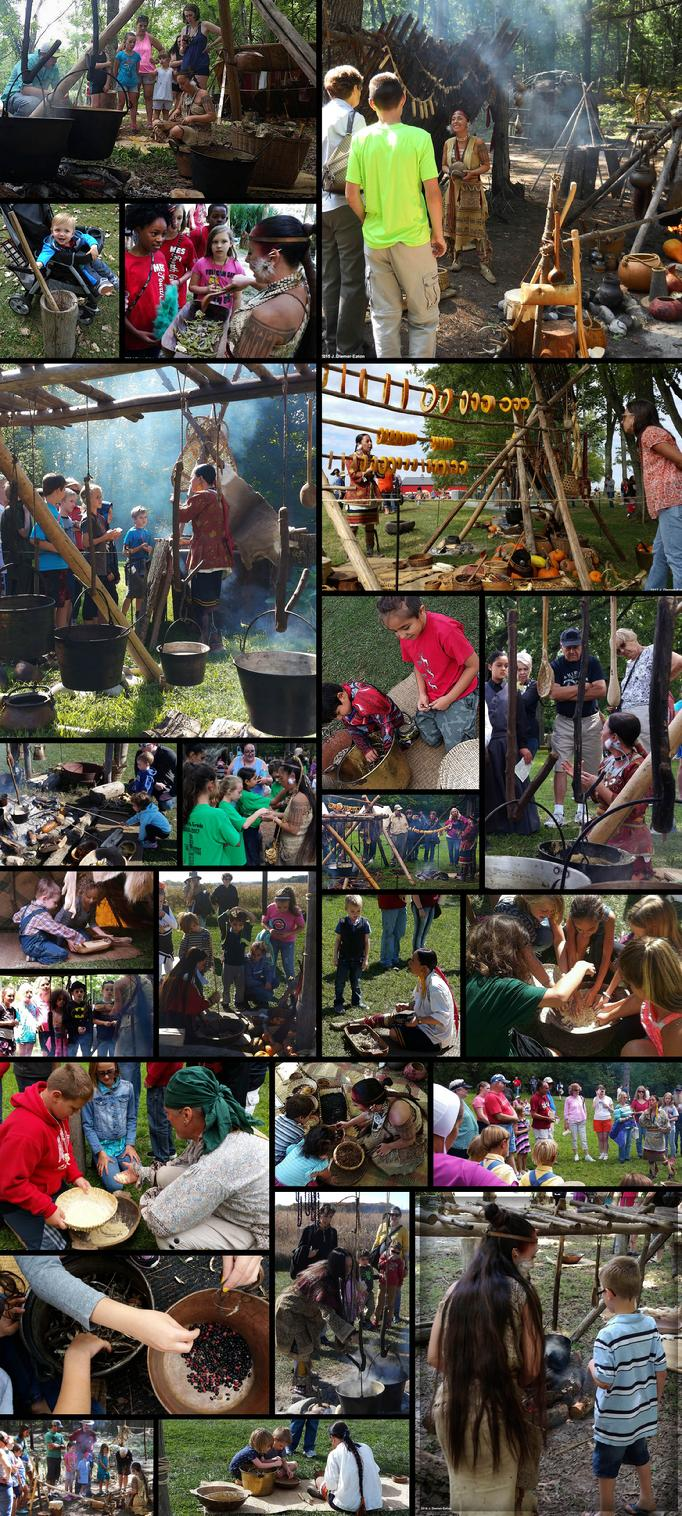 Jessica Diemer-Eaton - Woodland Indian Educational Programs